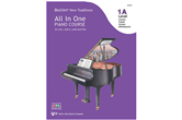 Bastien New Traditions: All In One Piano Course, Level 1A