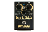 Way Huge Pork & Pickle Bass Overdrive Fuzz Pedal