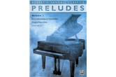 7111C29 Preludes, Volume 1- Early Intermediate to Intermediate Original Piano Solos