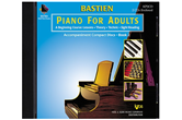 Bastien Piano For Adults, Book 2 (CD Only)
