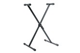 K&M Single-Braced Keyboard Stand 18930B