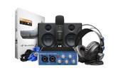 PreSonus Audiobox 96 Ultimate Recording Bundle