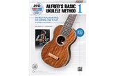 Alfreds Basic Ukulele Method 1 w/DVD