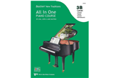 Bastien New Traditions: All In One Piano Course, Level 3B