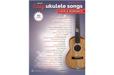 Easy Ukulele Songs Love and Romance