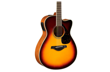 Yamaha FSX820C Small Body Acoustic-Electric Guita
