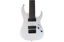 Used Ibanez RG8 White (8-string)