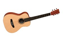 Martin LXM Acoustic Guitar Heid Music