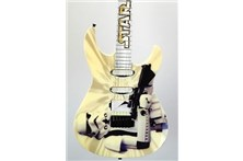 Star Wars Storm Trooper  Electric guitar