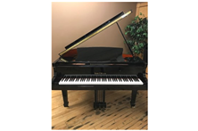 "Used Henry F Miller HMG056 4' 10"" Baby Grand Piano"