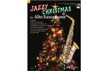 Jazzy Christmas w CD Alto Sax