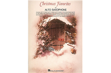 Christmas Favorites Alto Sax