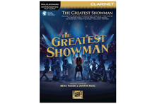 The Greatest Showman for Clarinet