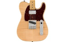Fender USA Flame Top Chambered Telecaster