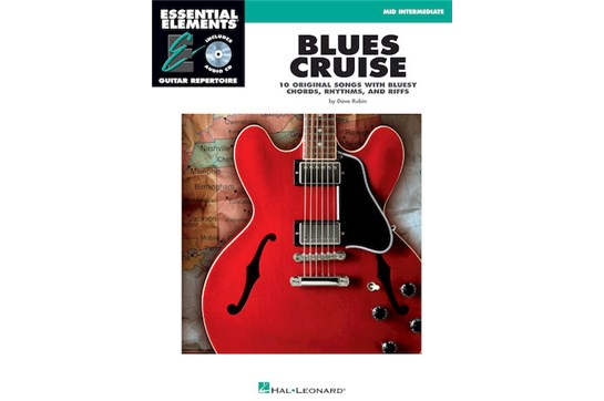 Blues Cruise: Early Intermediate Essential Elements Guitar Repertoire