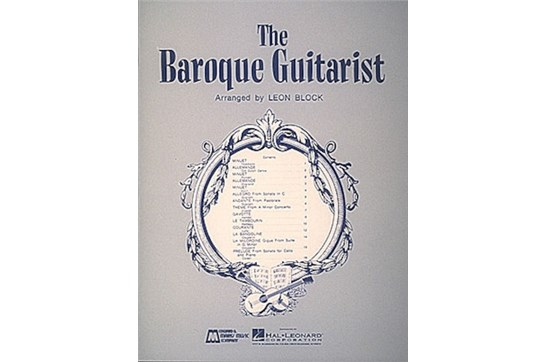 The Baroque Guitarist