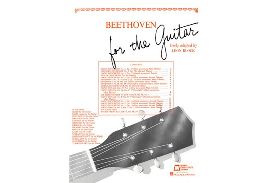 Beethoven for Guitar
