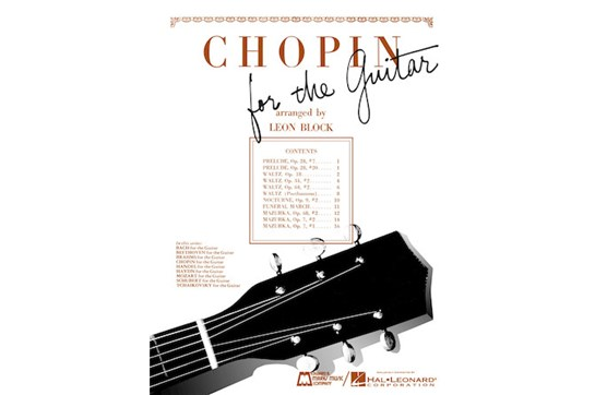 Chopin for Guitar