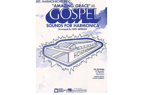 Amazing Grace & Other Gospel Sounds for Harmonica