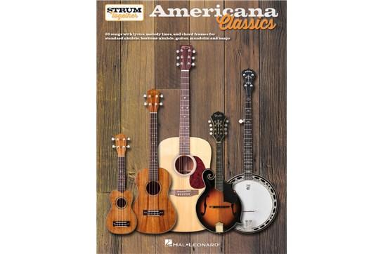 Americana Classics Folk Instruments