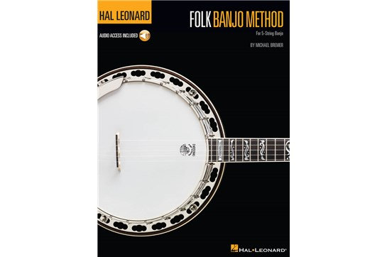 Folk Banjo Method