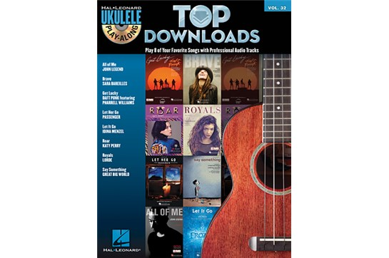 Top Downloads Ukulele Play Along Vol 32