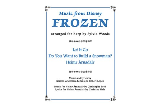 Frozen for Harp