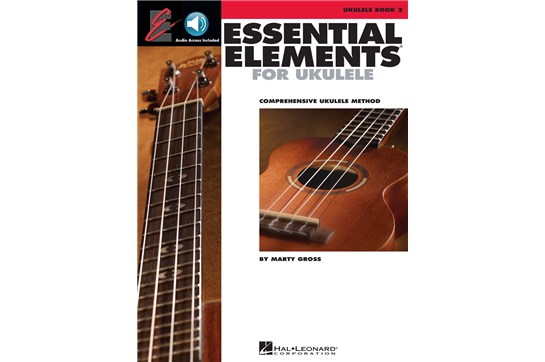 Essential Elements Ukulele Method Book 2