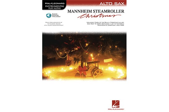 Mannheim Steamroller Christmas (Alto Sax)