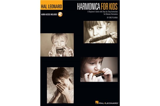 Hal Leonard Harmonica for Kids