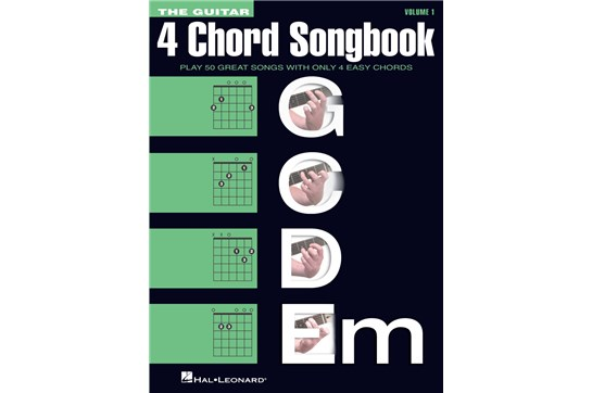 The Guitar 4-Chord Songbook
