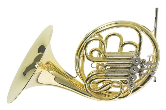 Used Yamaha YHR-671 Geyer-style French Horn