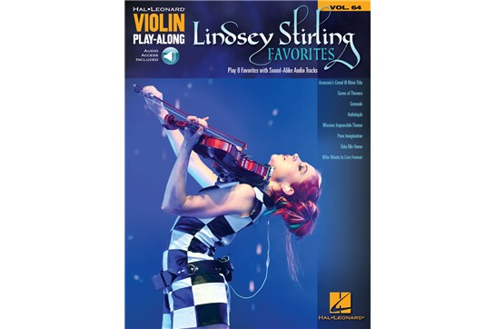 Lindsey Stirling Favorites - Violin Play-Along