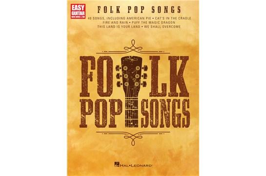 Folk Pop Songs Easy Guitar