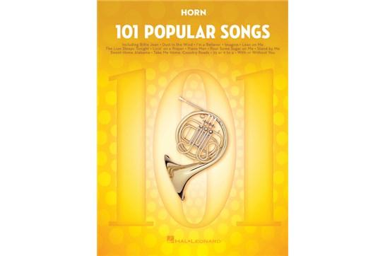 101 Popular Songs Horn