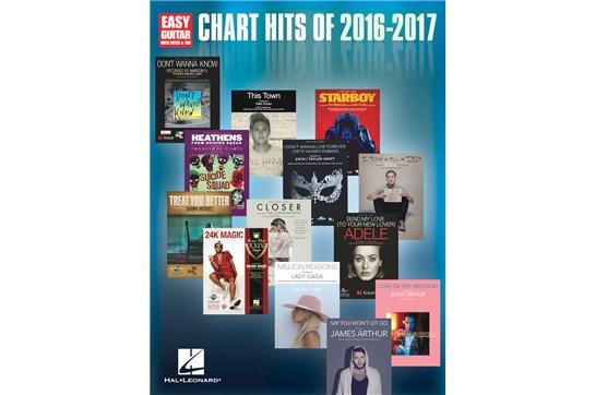 Chart Hits of 2016-2017 EZG