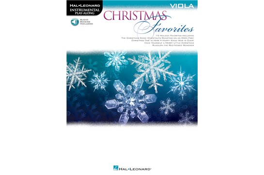 Christmas Favorites - Viola