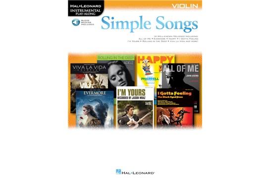 Simple Songs (Violin)
