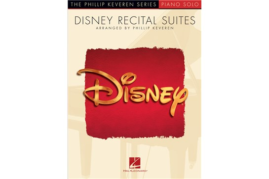 Disney Recital Suites - Piano Solo