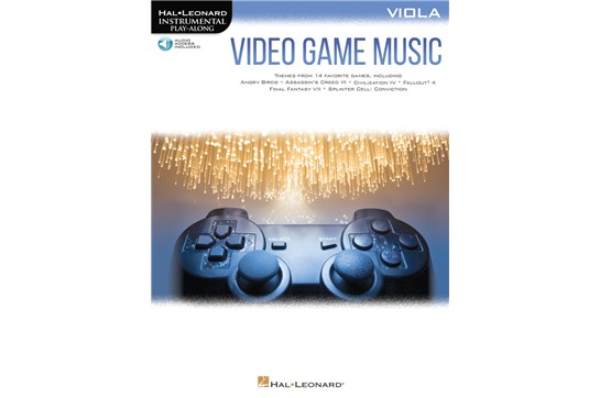 Video Game Music for Viola