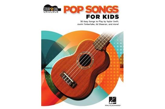 Pop Songs for Kids - Ukulele