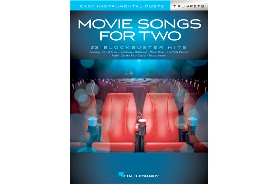 Movie Songs for Two Trumpets