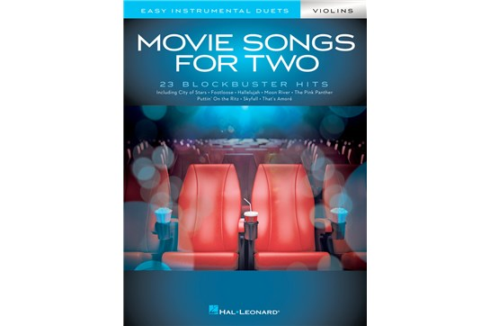 Movie Songs for Two Violins