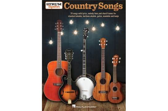 Country Songs - Strum Together