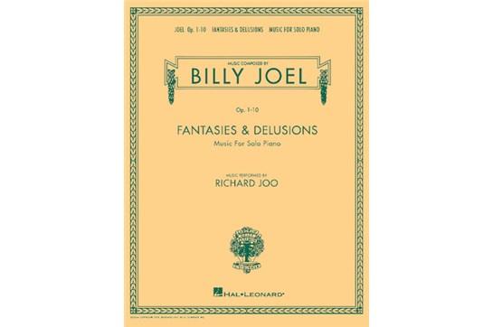 Billy Joel: Fantasies & Delusions - Piano Solo