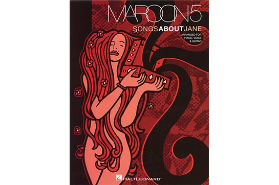 Maroon 5: Songs about Jane - PVG