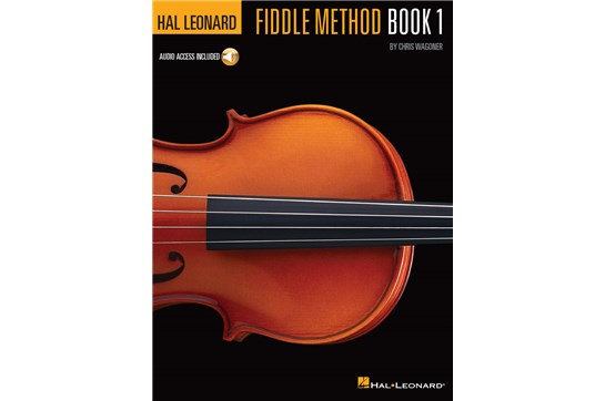 Hal Leonard Fiddle Method Book 1 w/CD