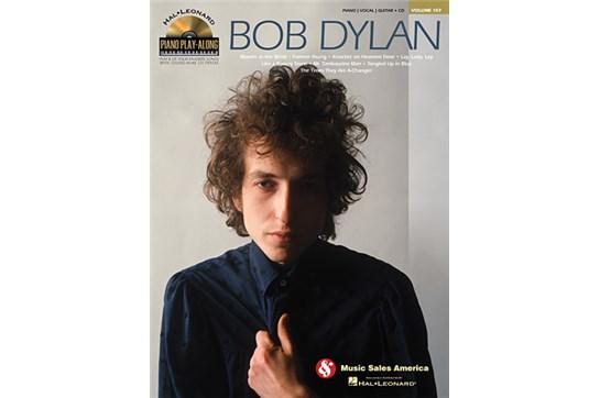 Bob Dylan -  Piano Play-Along Volume 107