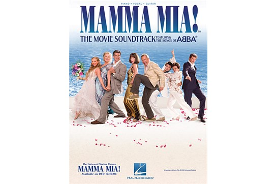 Mamma Mia Movie Soundtrack - PVG