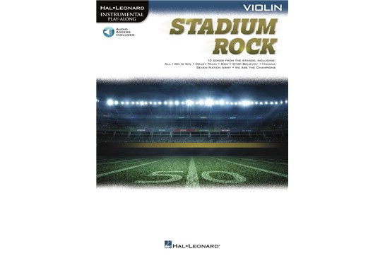 Stadium Rock for Violin